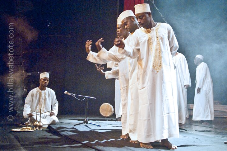 Ensemble Soufi Mtendeni Maulid, Africolo