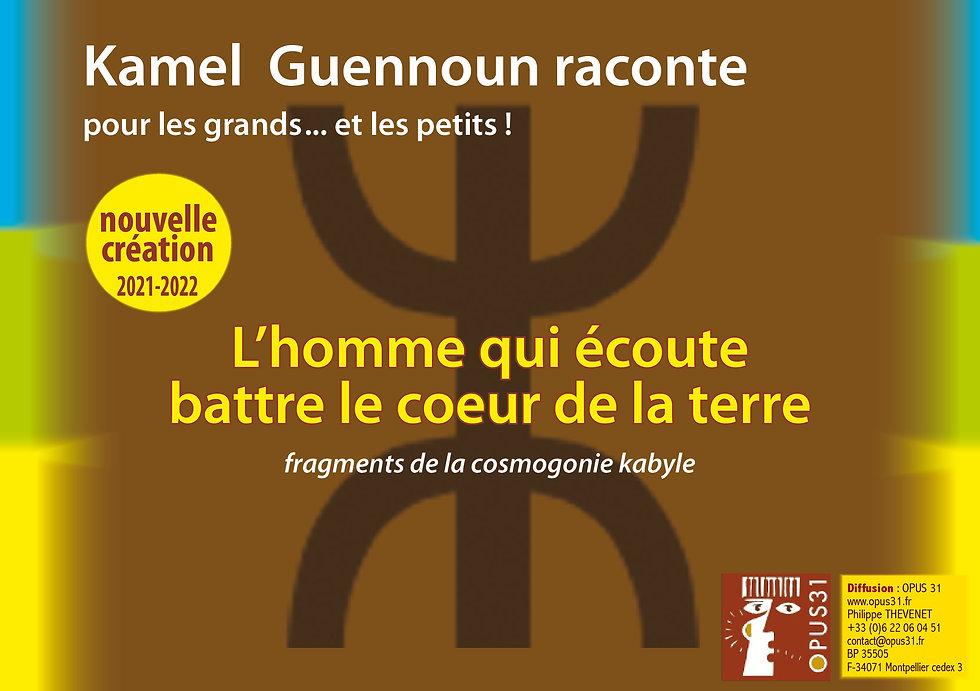 210409 Livret création Kamel Guennoun_p