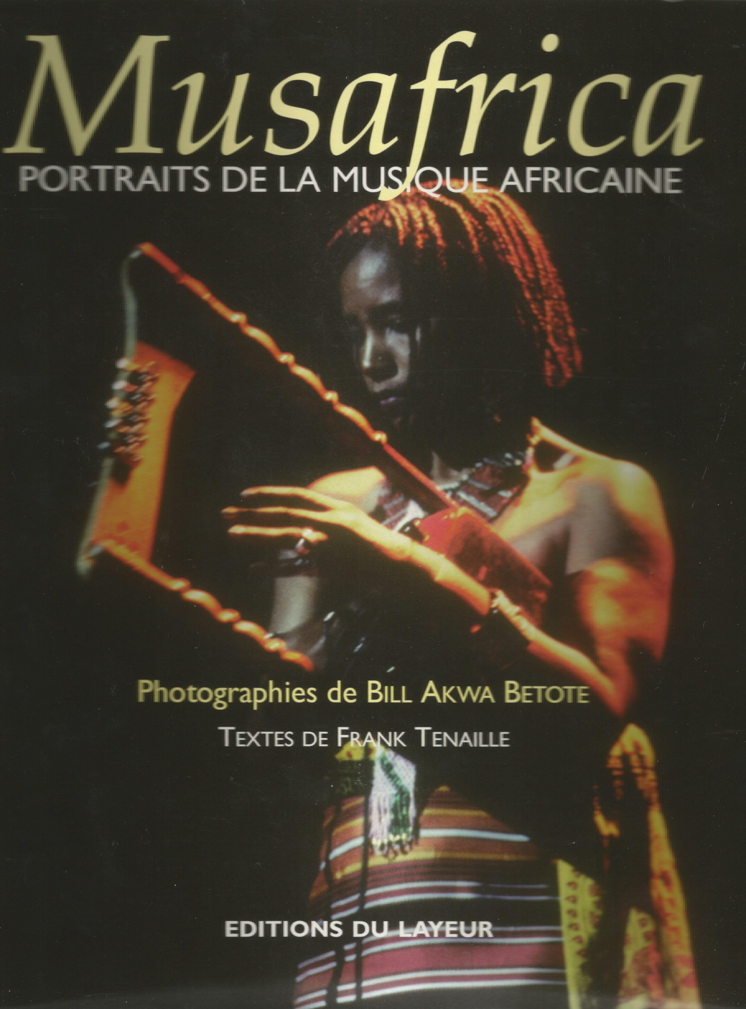 Livre Musafrica avec Bill Akwa Betote