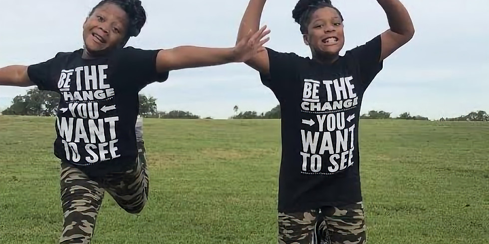7th Annual Be The Change You Want to See Outreach 2021