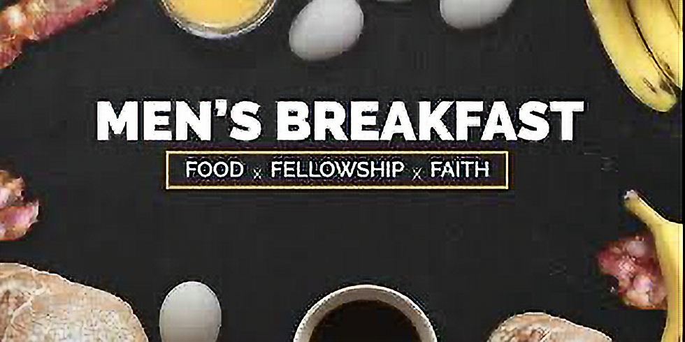 Lost and Found Men's Breakfast