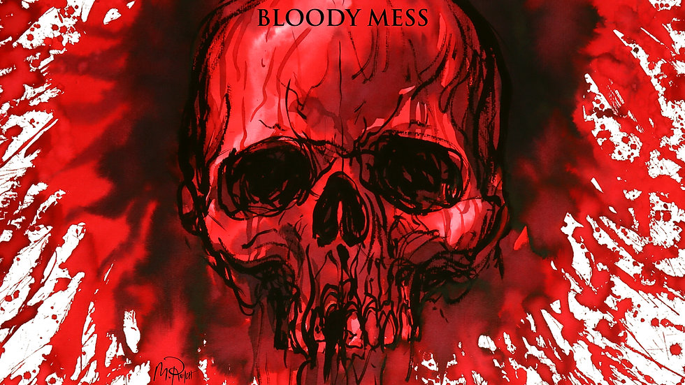 Bloody Mess Vinyl