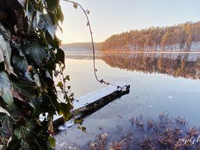 SUP zimą – spełnione marzenia