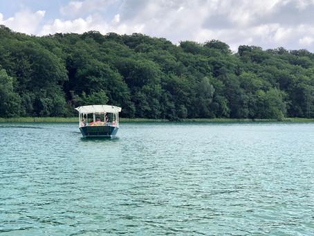 Turkusowe jezioro Liepnitzsee – Lanke niedaleko Szczecina