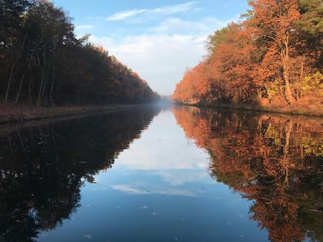 Grosener Kanal – wodne kanały pod Berlinem cz.2
