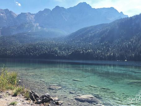 Eibsee – cudowne jezioro w Alpach i nasze spełnione marzenie