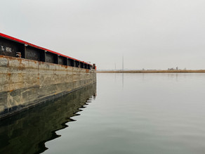 Dziewoklicz – Opuszczone Barki – SUP spływ do barkowiska