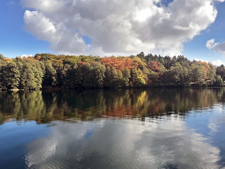 Łagów – piękne jeziora, idealne na SUP ale…