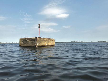 Spływ Iną – wyprawa w stronę betonowca