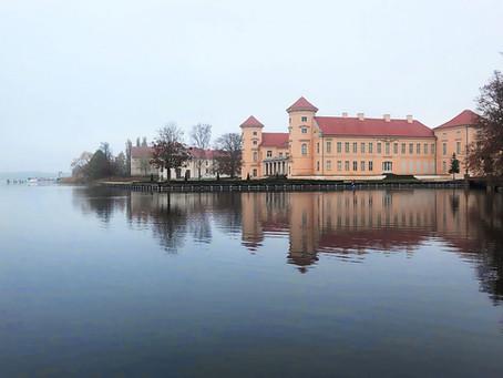 Supowanie z widokiem na Pałac w Rheinsberg