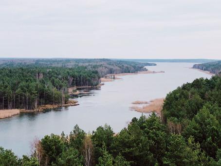 Senftenberger See – SUPowanie z widokiem na pojezierze łużyckie