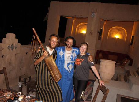 De l'intuition au Maroc avec Stephane