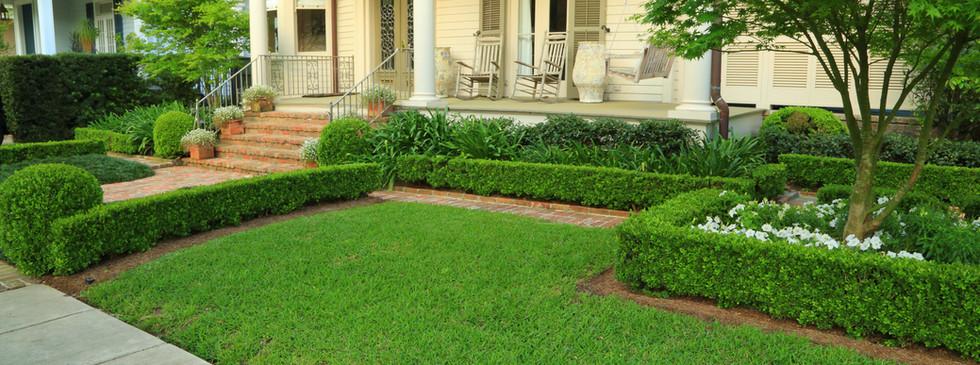 Landscape Installation and Maintenance