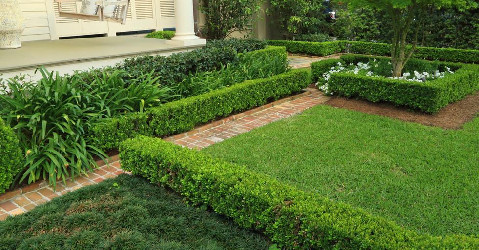 Yard Maintenance Pruning and Mowing