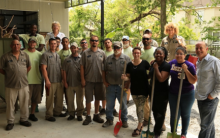 Earth Day Community Service New Orleans Landscape Architects