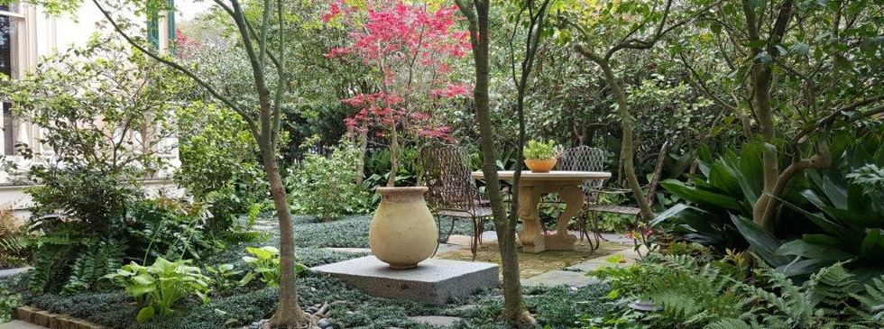 Garden Design with Hardscaping