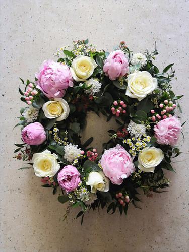 "14"" Wreath - £65"
