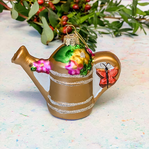 Sass & Belle Watering Can Bauble