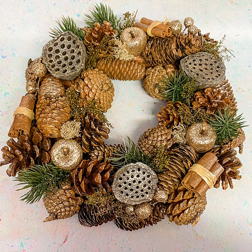 Woodland Sparkle Wreath
