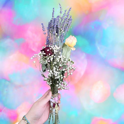 Lavender and Floral Burning Bundles