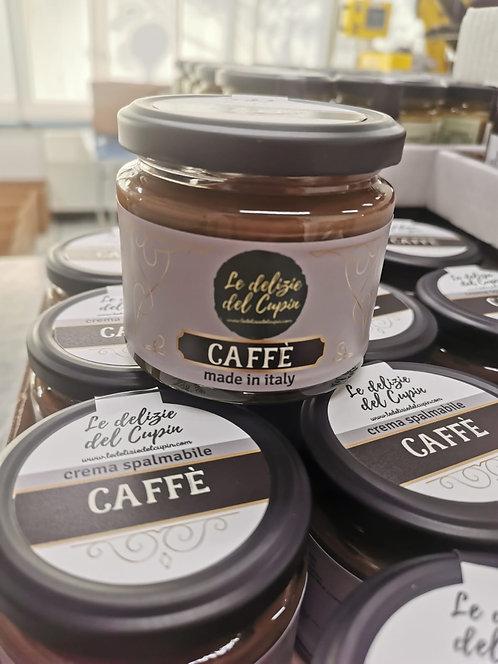 Crema spalmabile al caffè 200gr