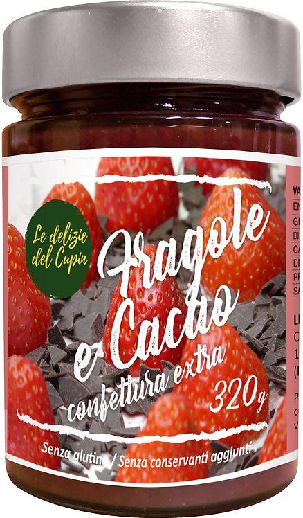 Extra Strawberry and Cocoa Jam
