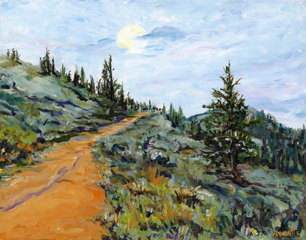 The Buttes Passage