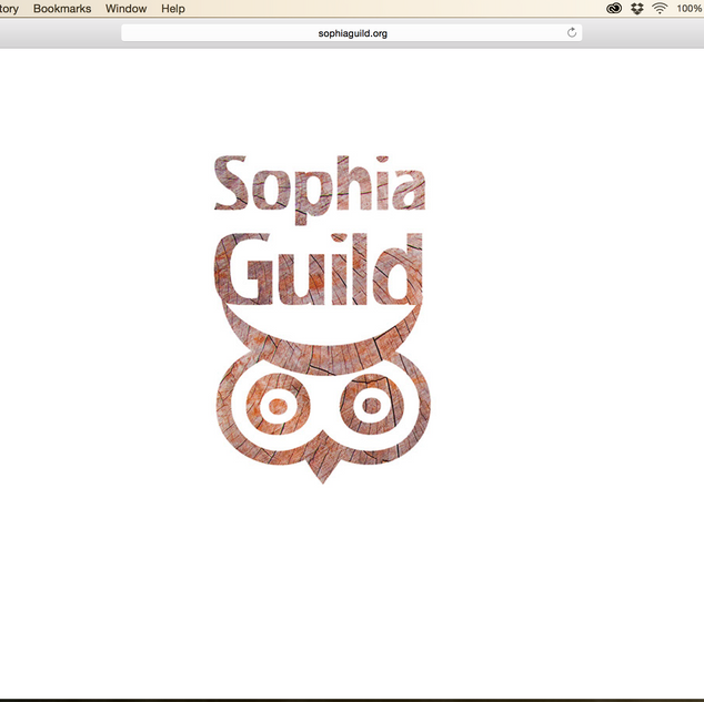 Sophia Guild homepage