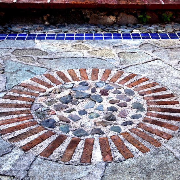 BetsyPinoverSchiff, San Gabriel mosaics,