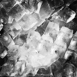 Paul Dempsey - Ice Nine II - 20x20 - dye