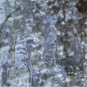 Rosalind Brenner The Prince Enters The forest 27x27.jpg