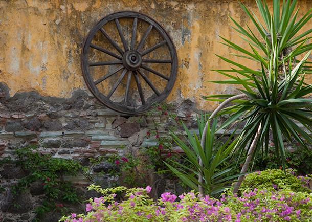 BetsyPinoverSchiff, San Gabriel wheel, 1