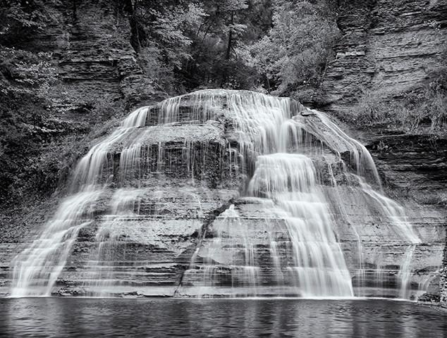 Gerard Giliberti Dome Falls, Finger Lake