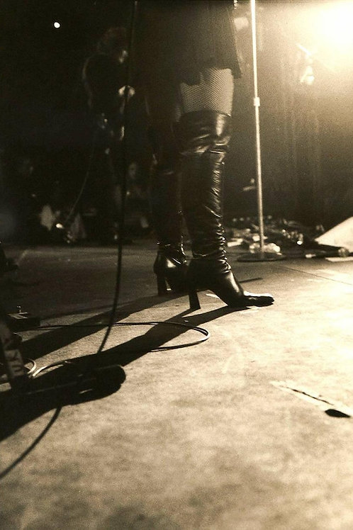 Keith Green:  Debbie's (Harry) Boots