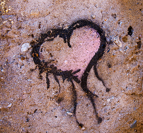 Gerard Giliberti:  Stone Heart