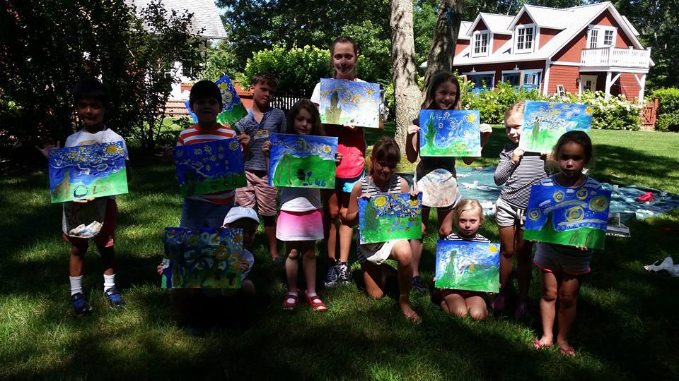 Green School: Van Gogh