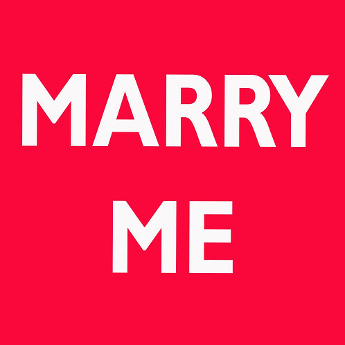 k.k. Marry Me