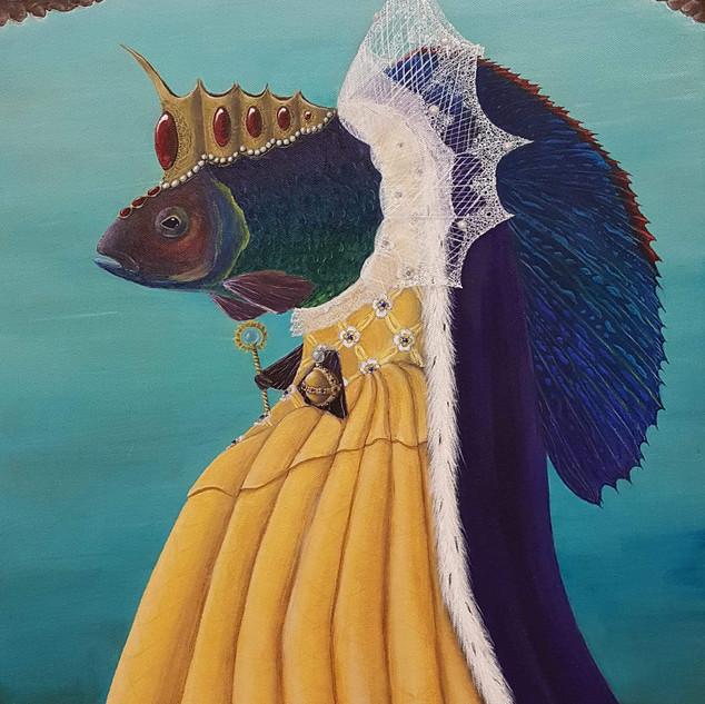 Georgia Griffin Queen Elizafish