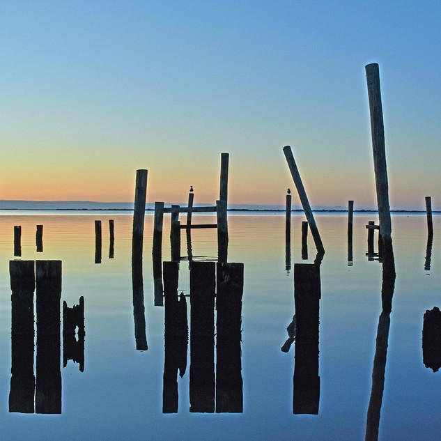 Paul Dempsey - Reflections - 20x30 - dye