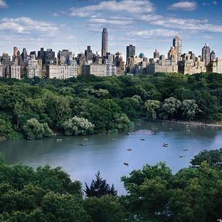 Central Park Lake 13x19_giclee photograp
