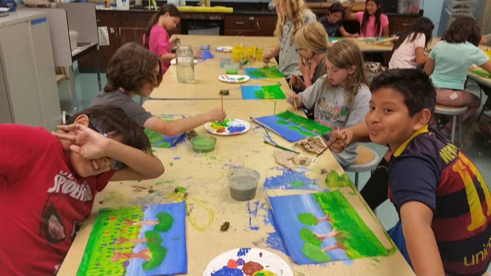 Springs School Art Club