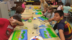 Springs School Art Club