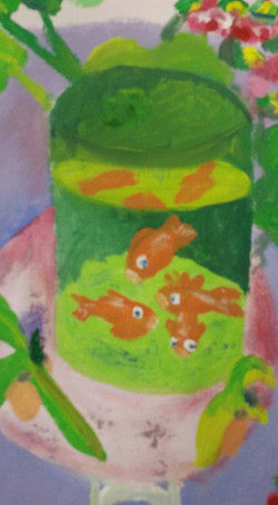 Henri Matisse: 10 years old