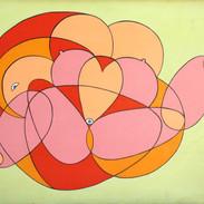 Love 39x27 acrylic $2750 framed.jpg