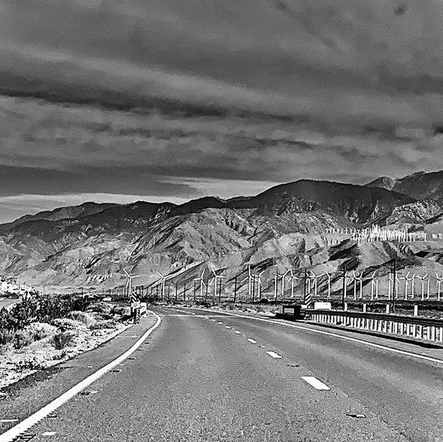 James Bacchi, #inthesky Palm Springs 22x