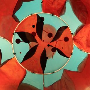 Gerard Giliberti-Orange Swirl_21x14-Arch