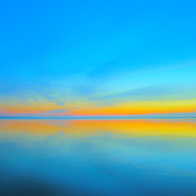 Paul Dempsey - Winter Sunrise - 16x24 -