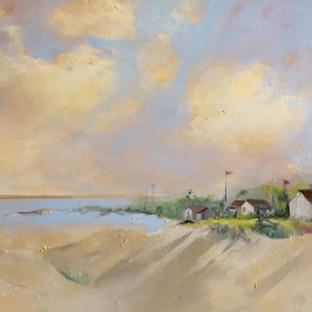Stephanie Reit, Napeaque, 20x24, oil, $9