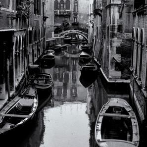 Gerard Giliberti Venice Canel_14x21inche