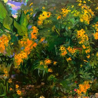 Bruce Lieberman Yellow Thirst  48x54.jpg